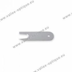 Opener for contact lens vials