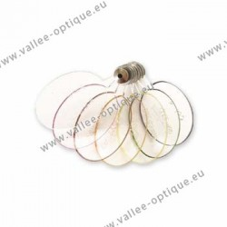 Set of 7 coloured lenses