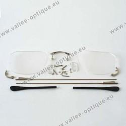 Fournitures pour montage de verres percés