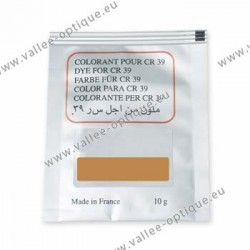 Dye in powder - Brown 3 - Bag of 10 g
