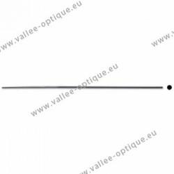 Cylindrical file Ø 1.2 mm