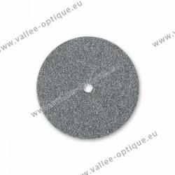 Disc stone in corundum - hard
