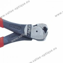 Superposed front cutting plier 140 mm
