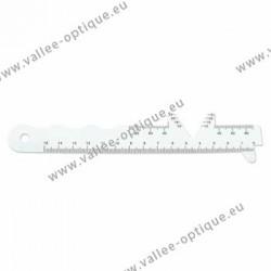 Optician ruler (D type)