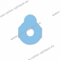 Lens edging pads for hard blocks - 24 mm