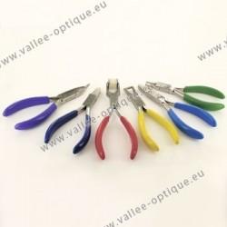 Gaines plastique pour poignées de pinces - Violet