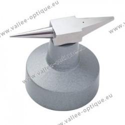Horn anvil