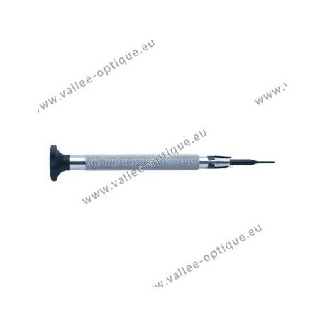 Broken screw extractor diameter 1.1 mm
