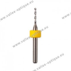 Tungsten carbide twist drill bits Ø 0.8 mm