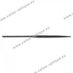 Half round needle file - cut 0