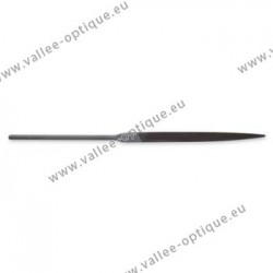 Pointed needle file - cut 0