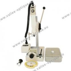 Kit de perçage avec perceuse à variateur de vitesse - blanc