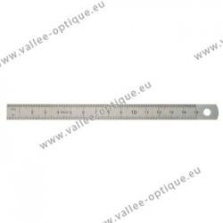 Réglet métallique 150 mm