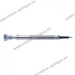 Pick-up screwdriver - flat blade Ø 1.0 mm