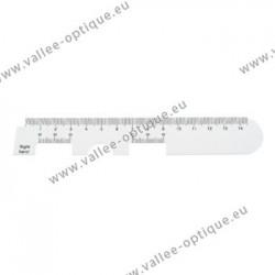 Optician ruler (C type)