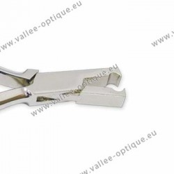 Front cutting plier