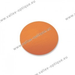 CR 39 lenses - orange brown