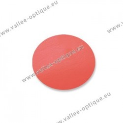 CR 39 lenses - strawberry pink