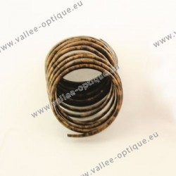 Windsorrings, marron marbré