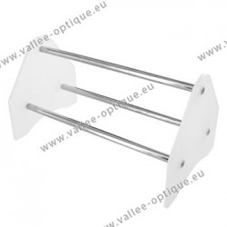Rack for pliers - 120 mm - white