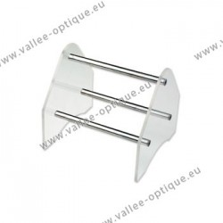 Rack for pliers - 120 mm - crystal