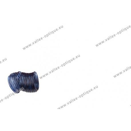 Windsor rim - blue tortoiseshell