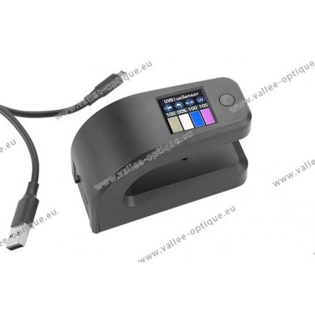 UV and blue light tester