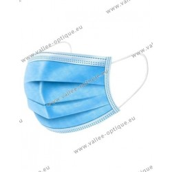 Surgical masks, 3 folds, 501 pcs