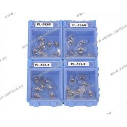 Set of B+L type nos pads