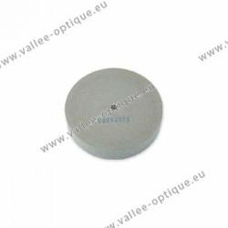 Abrasive rubber wheel, Ø 100 mm