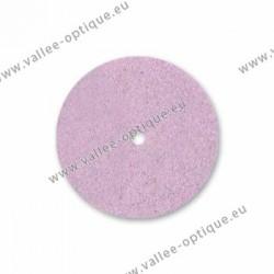 Disc stone in corundum - medium