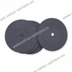 Corundum cutting discs