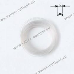 Fil à drageoir en PVC - Largeur 1,2 mm