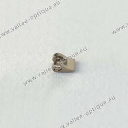 Soldering hinge - Part of front - 1.8 mm
